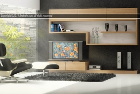Ruang Keluarga Minimalis