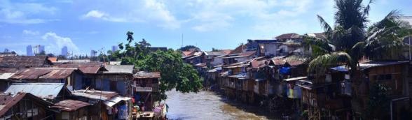 Pemukiman Kumuh Di Jakarta
