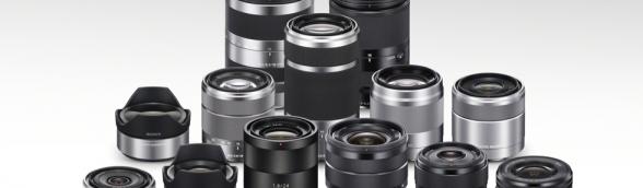 Informasi Kode Ataupun Type Lensa Kamera Sony