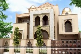 Rumah Maroco, Pondok Kelapa