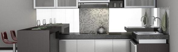 Contoh Desain Dapur Dan Kitchen Set