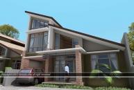 Desain Rumah Tropis Kontemporer