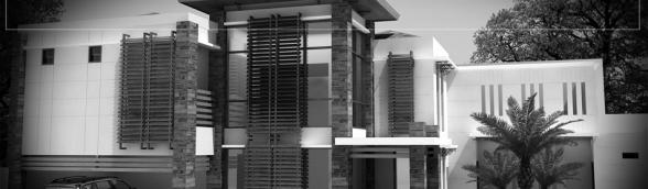 Desain Rumah Fasad